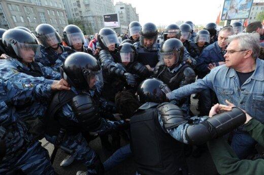 Полиция напомнила себе и организаторам митингов о законе