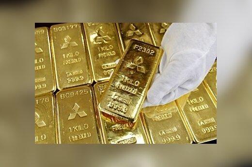 Aukso luitai.
