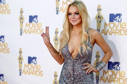 Fotograf skarży Lindsay Lohan