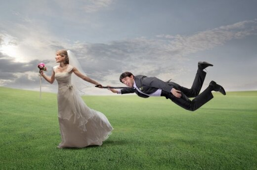 Międzynarodowe małżeństwa: Kobiety preferują Niemców, mężczyźni - Rosjanek