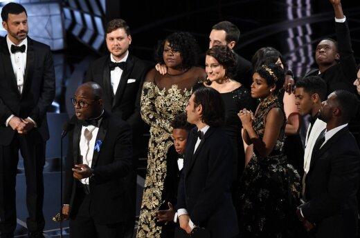 """Премию """"Оскар"""" за лучший фильм получила картина """"Лунный свет"""""""