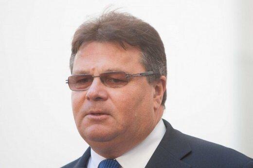 Глава МИД Литвы: происходящее в Крыме уже похоже на военную агрессию и оккупацию