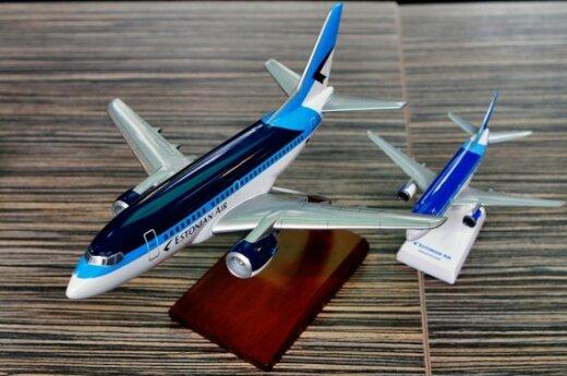 Эстонское правительство выделит Estonian Air 17,9 млн. евро
