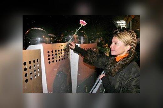 Ukraina: Tymoszenko prowadzi strajk głodowy