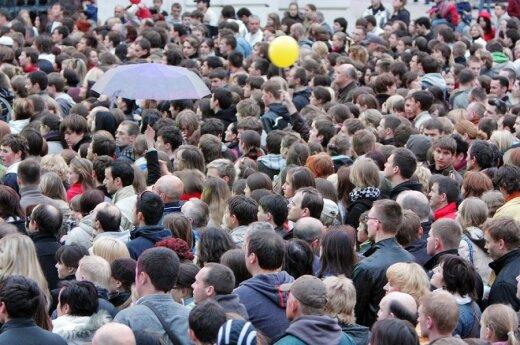 В Литве проживает уже меньше трех миллионов