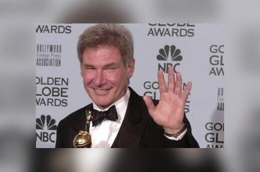 Harrison Ford nadal na fali