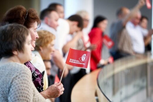 Social democrats remain Lithuania's most popular party