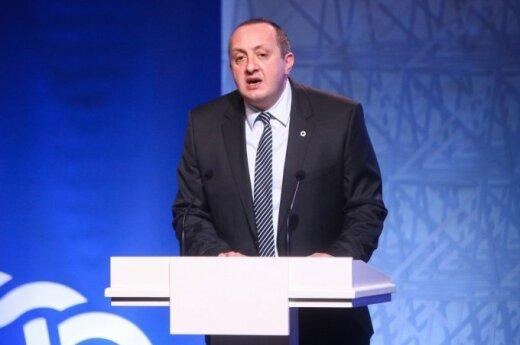 Маргвелашвили просит Литву защищать интересы Грузии в НАТО