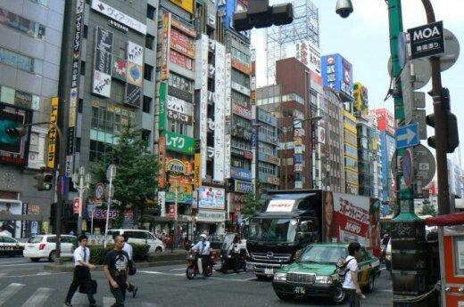 Darbo diena Japonijoje: ateini 5 min. anksčiau – vėluoji