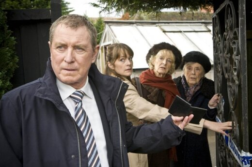"""Serialas """"Midsomerio žmogžudystės"""""""