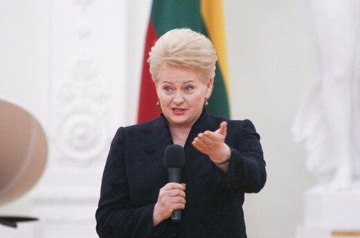 Президент Литвы дала Украине совет