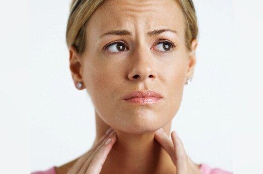 6 неожиданных источников боли в горле