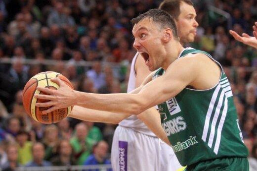 Šarūnas Jasikevicius to be named Euroleague Basketball Legend