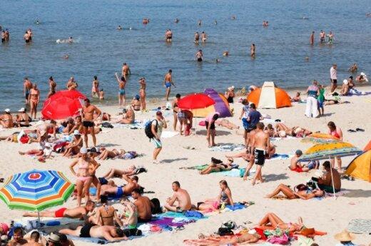 Orai: sulauksime tikros vasaros - artinasi karščio banga