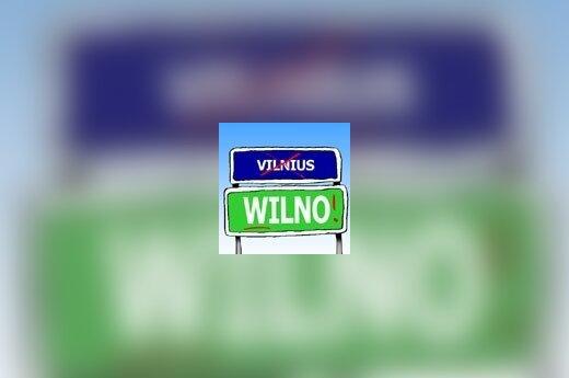 Na Litwie jest 8800 nazwisk z nielitewskimi literami