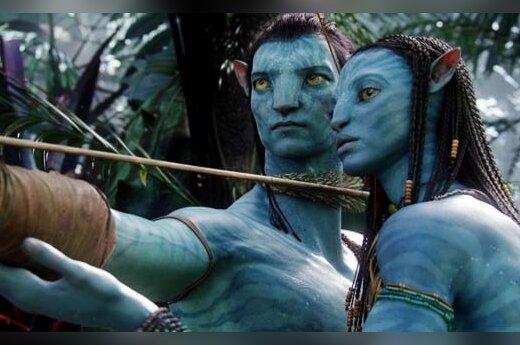 """""""Аватар"""" занял второе место в списке самых кассовых фильмов всех времен"""
