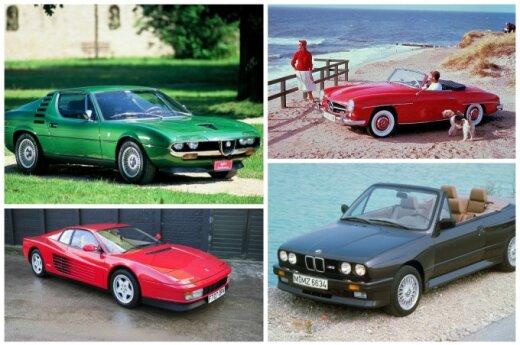 Kolekciniai automobiliai