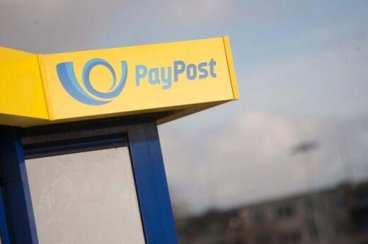 """Lietuvos paštas išparduoda turtą, taip pat ir """"PayPost"""" kioskelius"""
