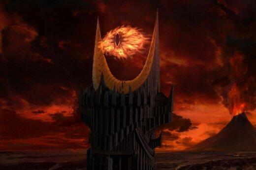 Oko Saurona. Foto: ru.lotr.wikia.com