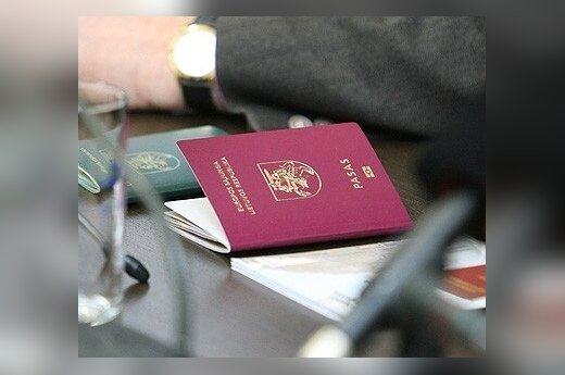 Lithuanian passports to include entry on ethnicity
