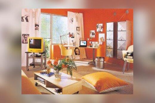 Jaunuolio kambarys