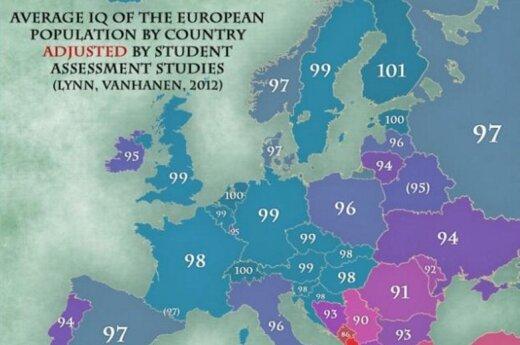 Średnie IQ wśród studentów. Foto: jakubmarian.com