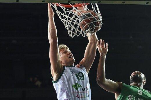 Lithuania's Mindaugas Kuzminskas to join the NY Knicks