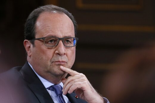 Президент Франции пообещал закрыть лагерь беженцев в Кале