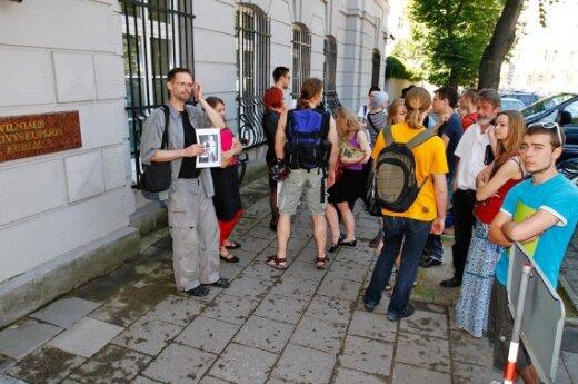 Vilniuje – masinė Romos katalikų bažnyčios tikėjimo atsisakymo akcija