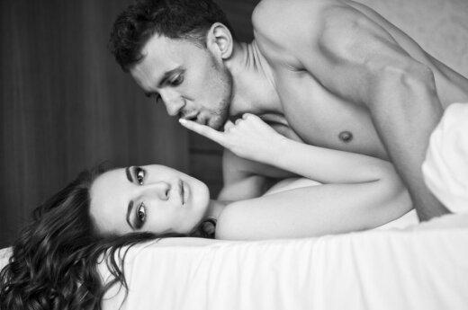 Porelė lovoje