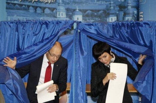 Polska prasa o wyborach na Ukrainie