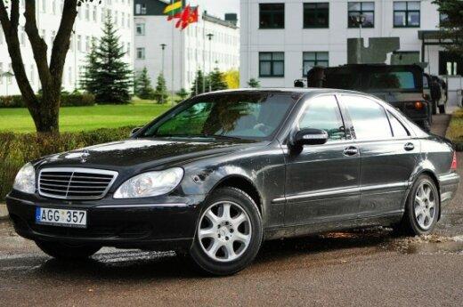 Президентский дворец ощущает нехватку автомобилей