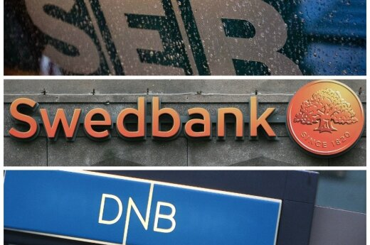 Scandinavian banks lose interest in Lithuania due to low returns