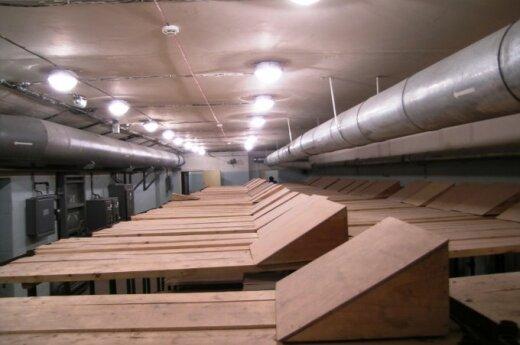 Правительство Литвы рассмотрит вопрос оборудования бомбоубежищ в общественных зданиях