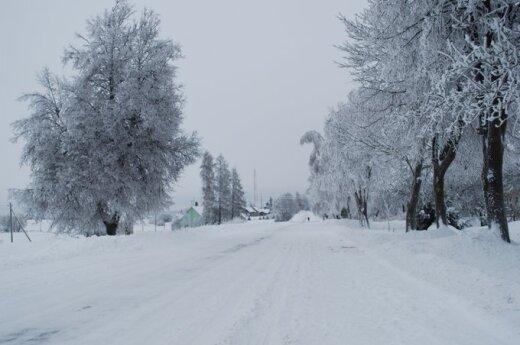 В начале следующей недели ожидаются сильные морозы