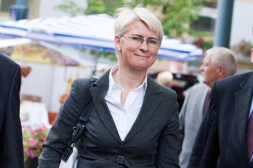 Rośnie popularność partii Venckienė
