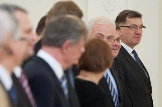 Ar A.Butkevičiaus Vyriausybėje yra kairiųjų?