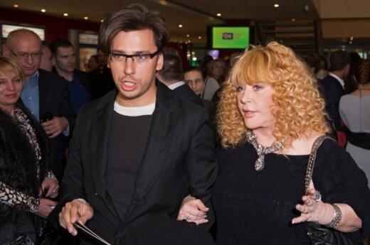 Maksimas Galkinas, Alla Pugačiova
