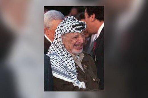 Jasiras Arafatas