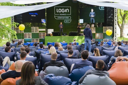 Main Stage Logn Start-Up Photo © Ludo Segers @The Lithuania Tribune