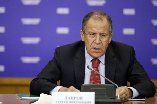 Лавров: Россия признает выборы сепаратистов в ЛНР и ДНР