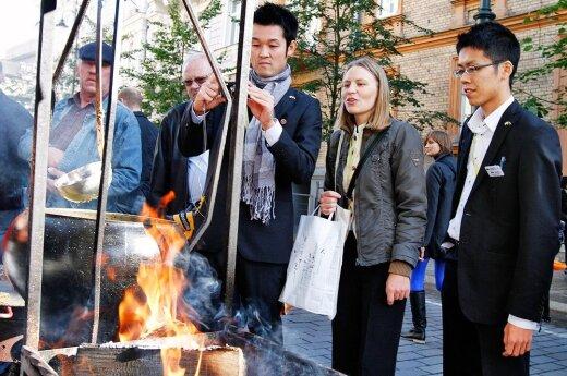 Į Lietuvą vilioja japonų turistus