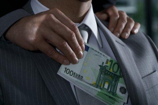Рейтинг взяточничества среди контролирующих учреждений