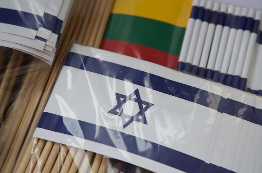 Lithuania's Jewish community locked in accusations, litigation