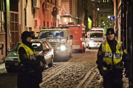 Взрывы в Стокгольме признали актом терроризма