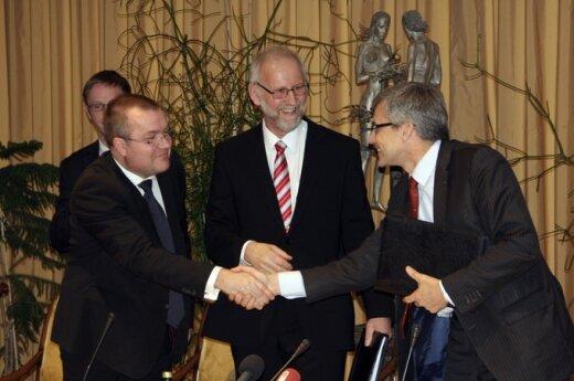Hans K. Johansson, Lars Weimers, Virgilijus Poderis