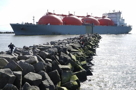 Contention over one-year-old LNG terminal continues