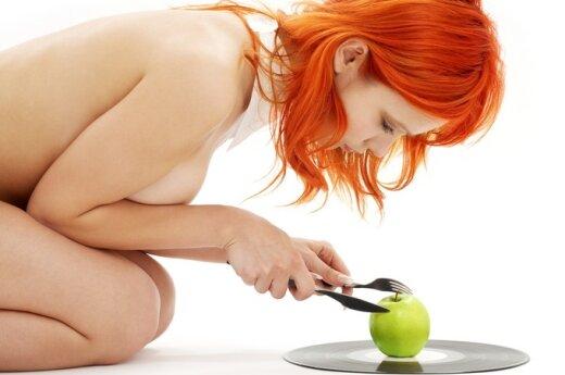 Nuo dietų mažėja smegenėlės ir didėja šizofrenijos tikimybė