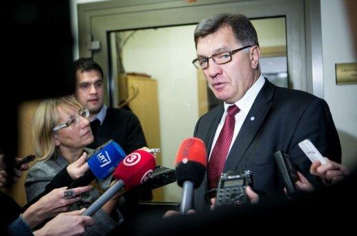 Премьер: проблемы на российской границе могут быть связаны с председательством Литвы в ЕС
