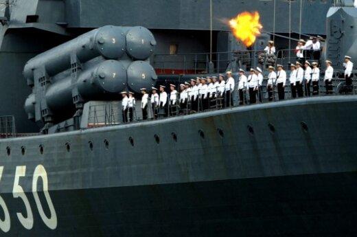 Российский адмирал: Балтфлот не топил у берегов Швеции химоружие и ядерные отходы
